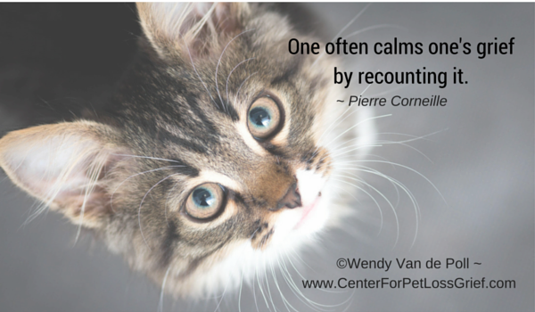 Loss Of A Cat Quotes Classy Pet Loss Quotes Center For Pet Loss Grief