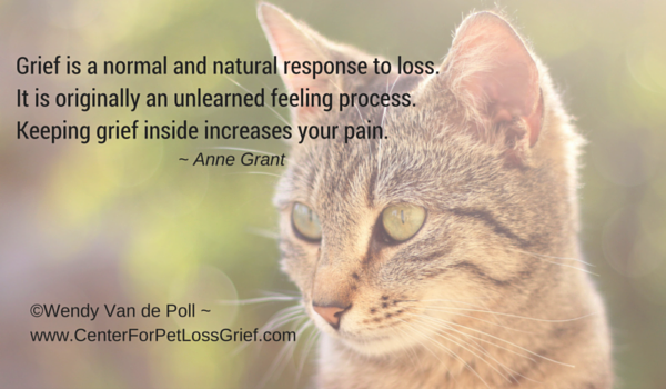 Pet Loss Quotes - Center for Pet Loss Grief